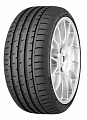 Continental SC-3 SSR FR XL 235/45 R17 97W XL Run Flat